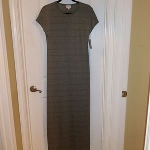 LuLaRoe Maria Dress XS
